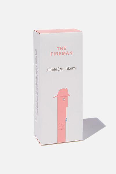 Smile Makers Vibrators, THE FIREMAN