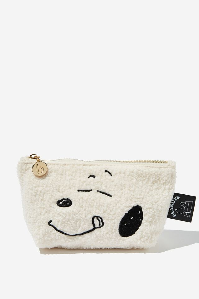 License Pouch Bag, LCN SNOOPY
