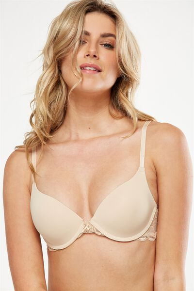 The Body Push Up Bra, FRAPPE