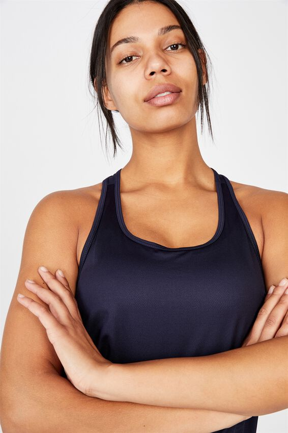 Training Tank Top, NAVY