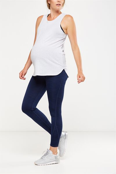 Maternity Warm And Fuzzy Tight, ECLIPSE MARLE
