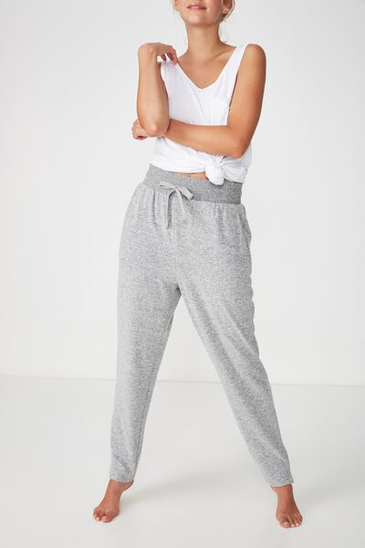 Supersoft Relaxed Pant, GREY MARLE