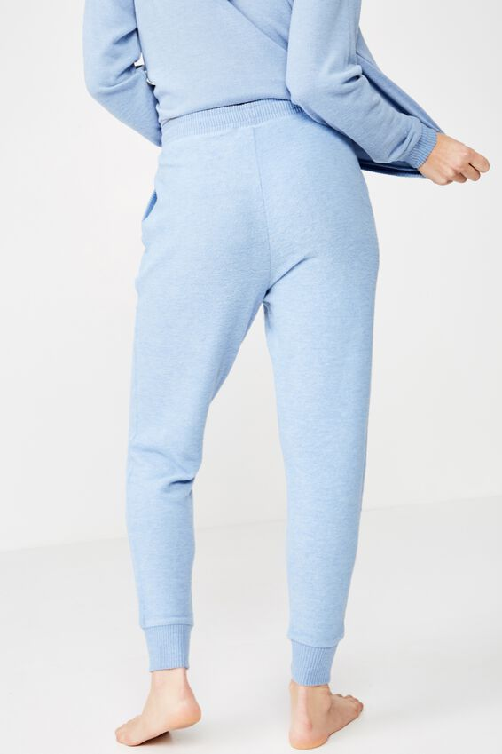 Supersoft Slim Fit Pant, SILVER LAKE BLUE MARLE