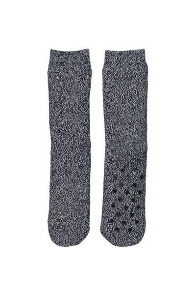 Loungin Around Sock, MIDNIGHT MARLE