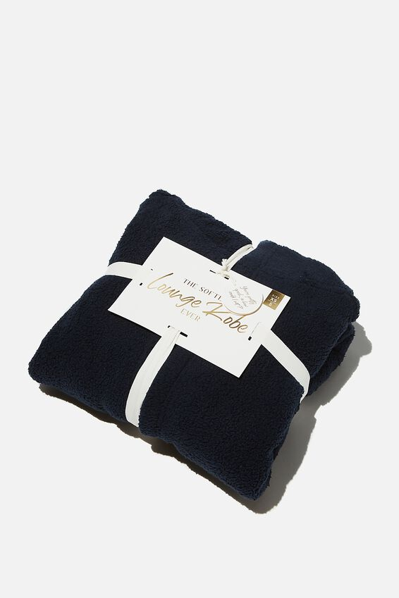 The Lounging Robe, NAVY