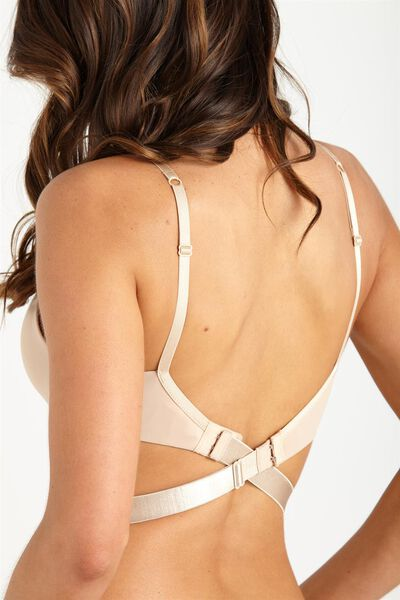Low Back Extender, NUDE
