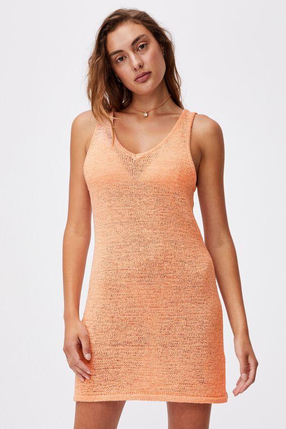 Summer Lounge Slip Dress, ROSE QUARTZ