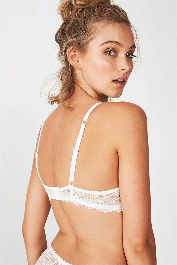 Cindy Contour Bra, CREAM