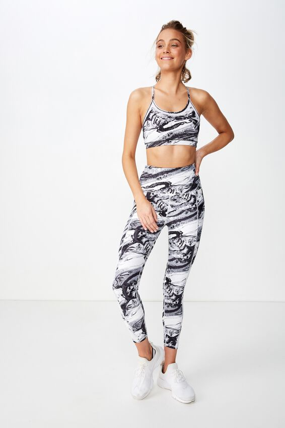 Mesh Strappy Crop, MARBELLOUS