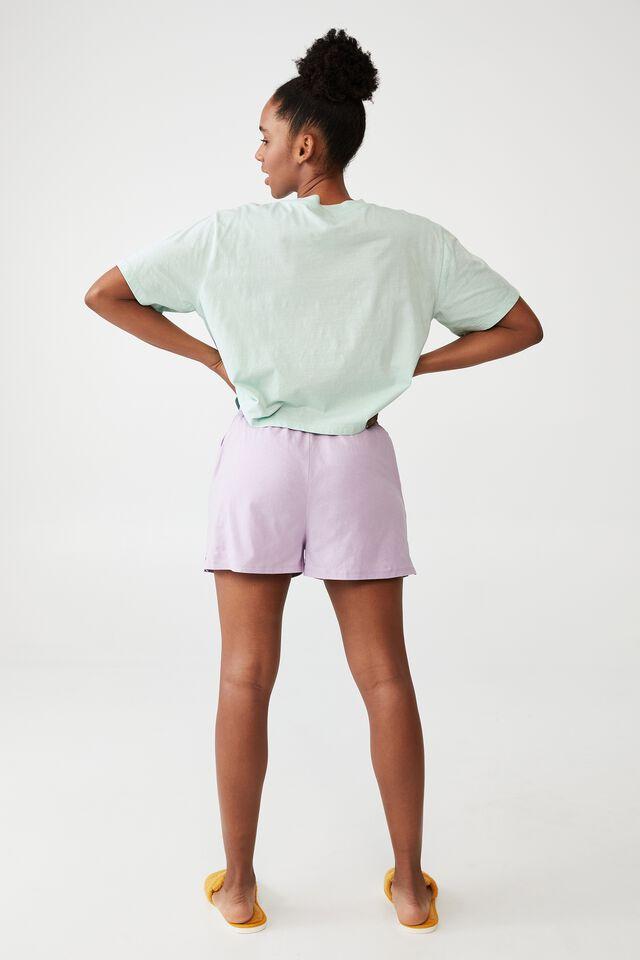 License Chopped Baby T-Shirt And Short Set, LCN KAKAO/HOLIDAY SET