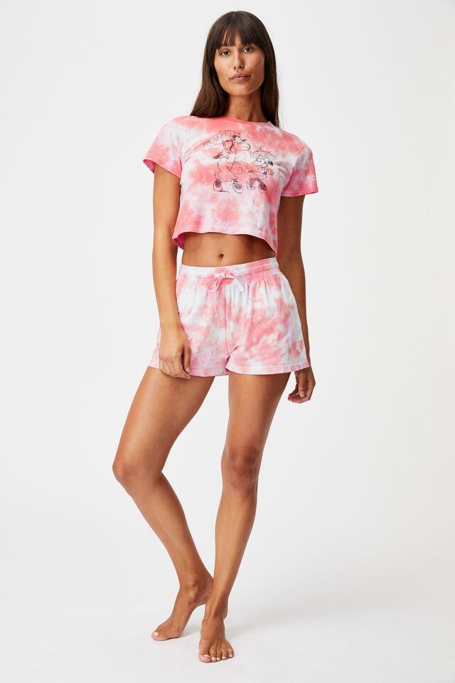 Baby Sleep T-Shirt, LCN DIS CLARABELLE & GOOFY