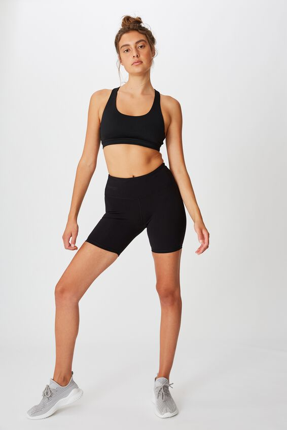 Active Core Bike Short, CORE BLACK