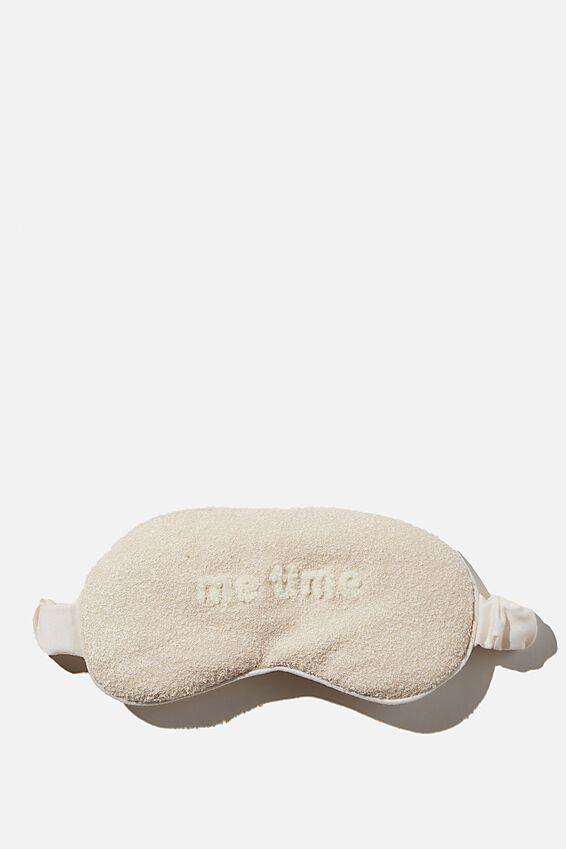 Sleep Eyemask, BUTTERMILK/ME TIME