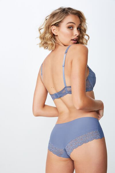 Party Pants Boyleg Brief, AIRY BLUE