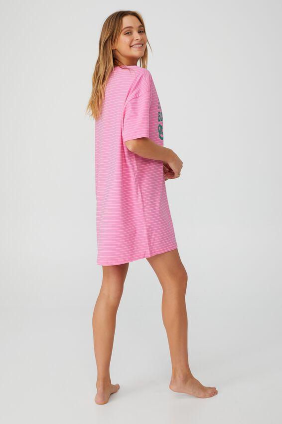 Organic Cotton 90S T-Shirt Nightie, BUY SWAP SELL/PRIMROSE