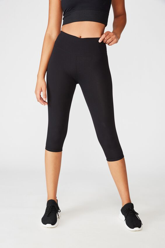 Active Core Capri Tight, CORE BLACK