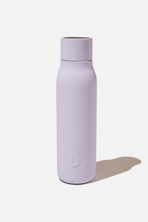 Hydrate Me Drink Bottle, CHALKY LAVENDAR