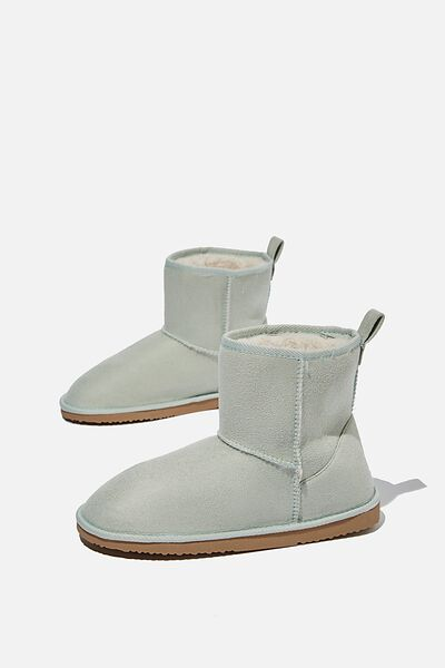 Body Home Boot, DESERT SAGE