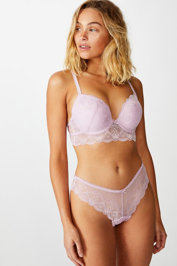 Cindy Brasiliano Brief, SOFT VIOLET