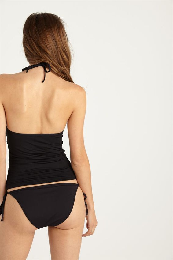 Demi Tankini, BLACK