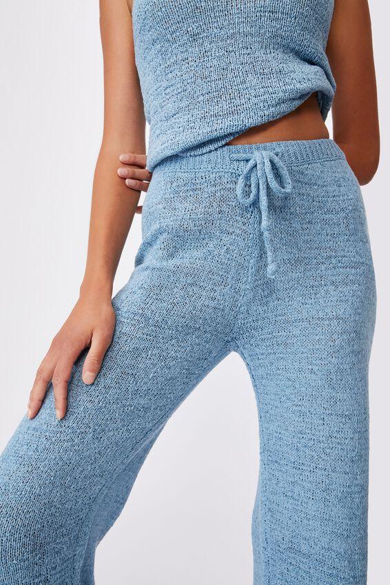 Summer Lounge Pant, GLACIER BLUE