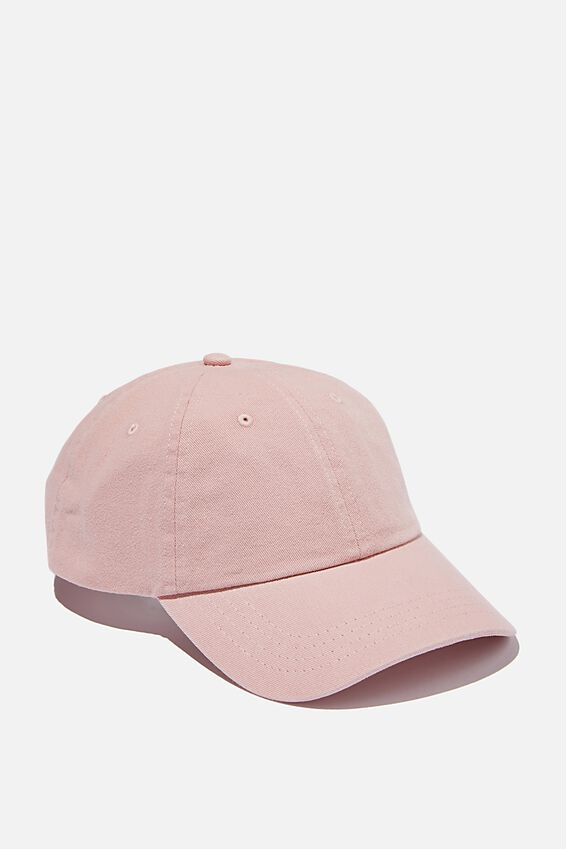 Road Trip Cap, WASHED ALMOND PINK