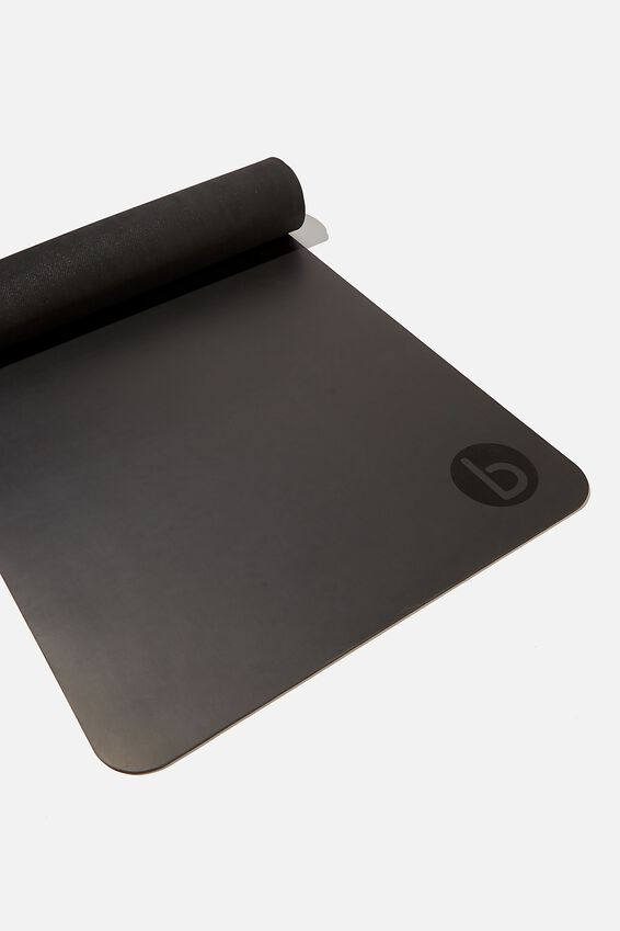 Refined Yoga Mat, BLACK