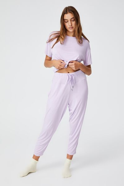 Sleep Recovery Pant, PASTEL LILAC