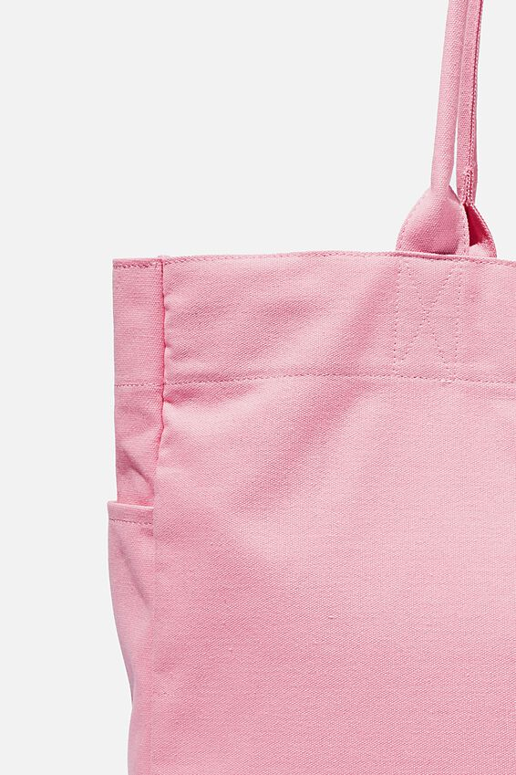 Midsummer Tote, WASHED STRAWBERRY