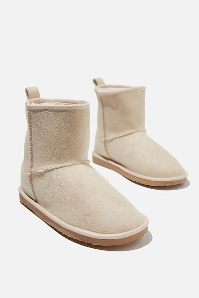Body Home Boot, STONE