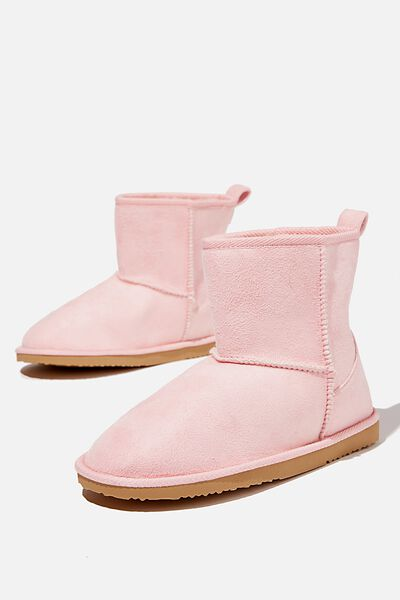 Body Home Boot, BLUSH