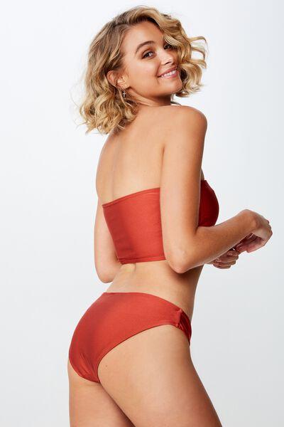 Classic Full Bikini Bottom, TANDOORI