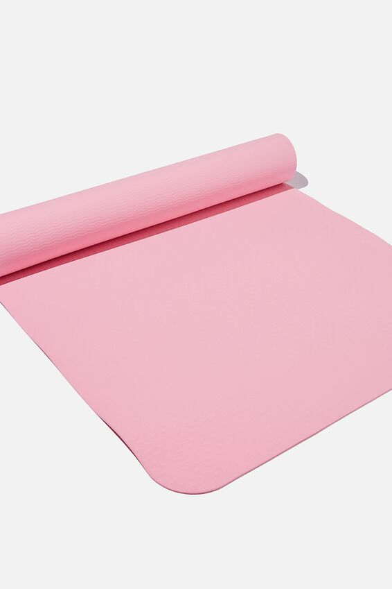 Yoga Mat, STRAWBERRY MILKSHAKE