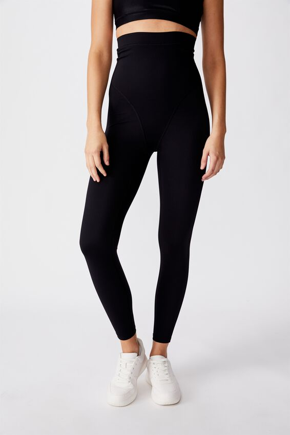 Postnatal Compression Tight, BLACK