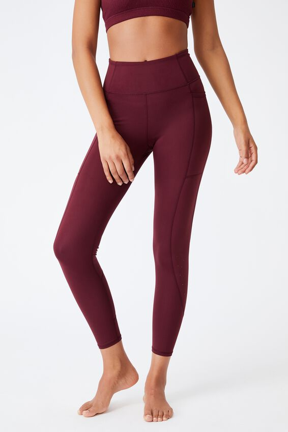 Lifestyle Pocket 7/8 Tight, MULBERRY LASER