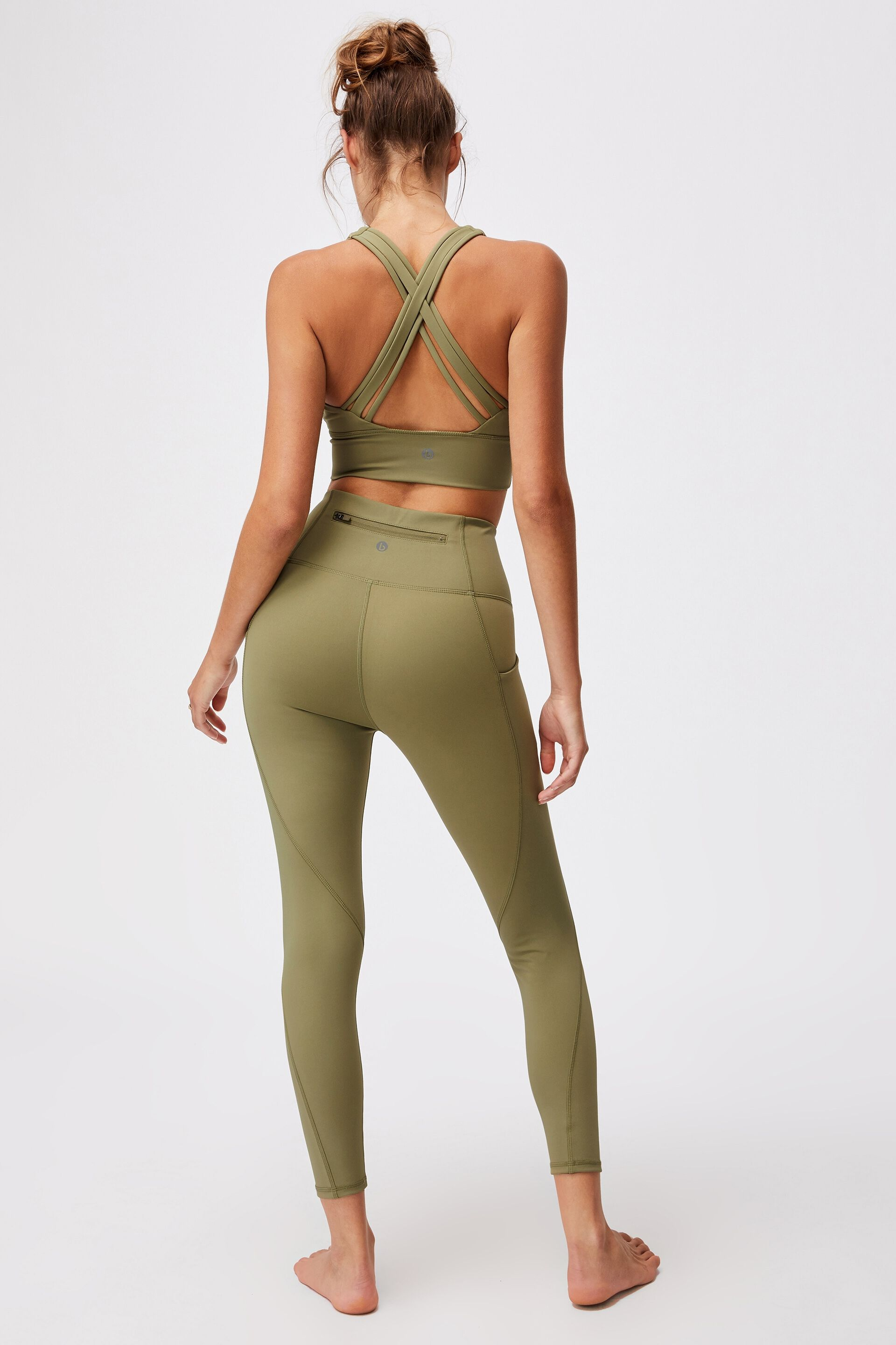 Ultimate Booty 7/8 Tight | Cotton On