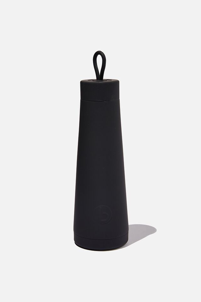 Chill Out Drink Bottle, BLACK