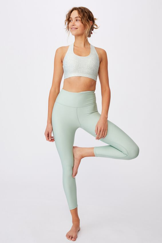 Reversible 7/8 Tight, SEA SPRAY MINT CHIP/MINT CHIP