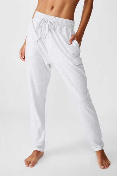 The Lounge Pant, GREY MARLE