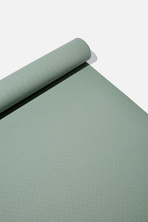 Yoga Mat, TEAL