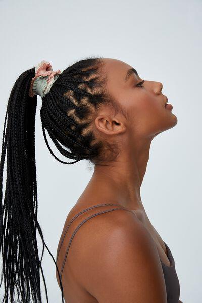3Pk Elastic Frill Headband, SUMMER ROSE MULTI