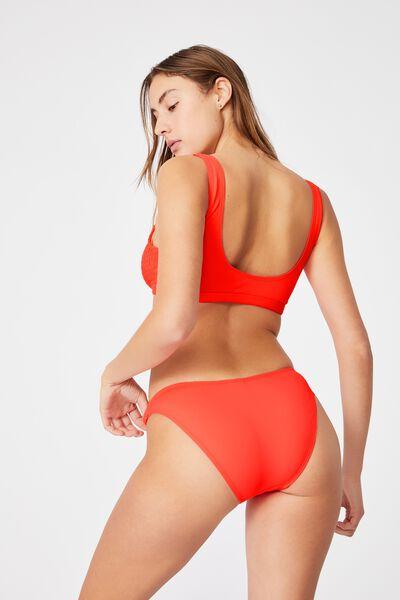 Full Bikini Bottom, HOT CORAL