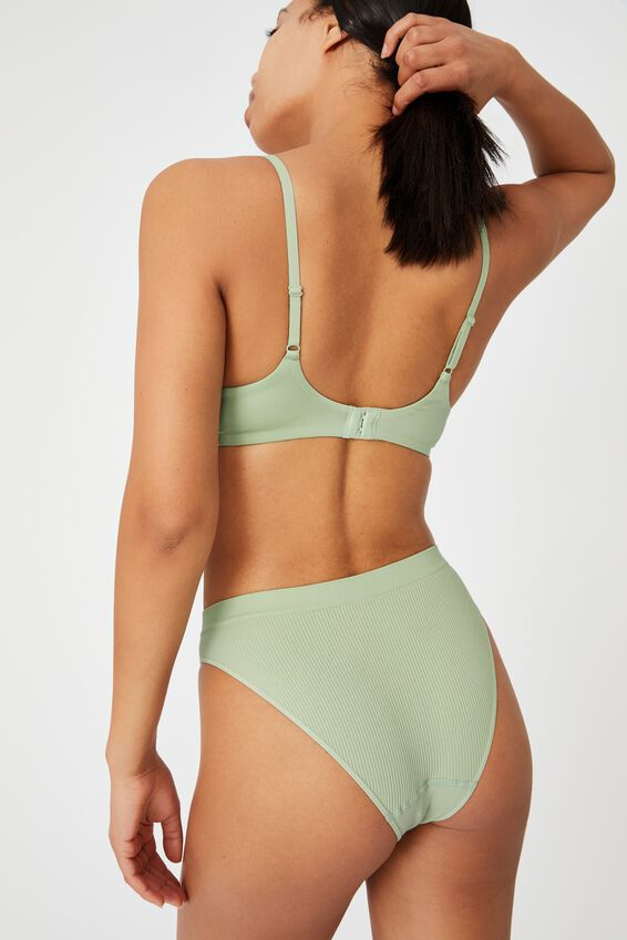 Ultimate Comfort Push Up2 Bra, MINT CHIP