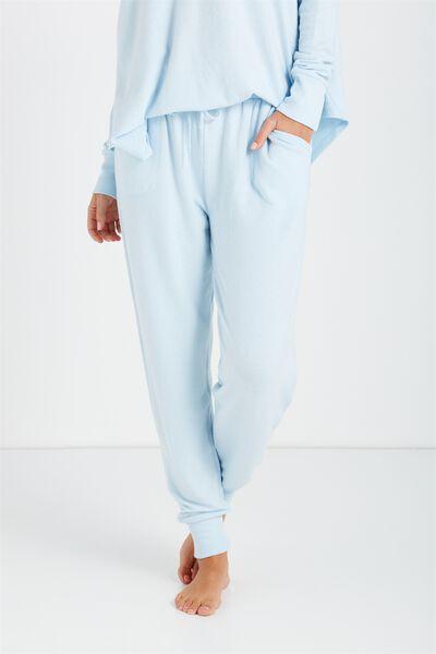 Super Soft Slim Track Pants, ICE ICE BABY MARLE
