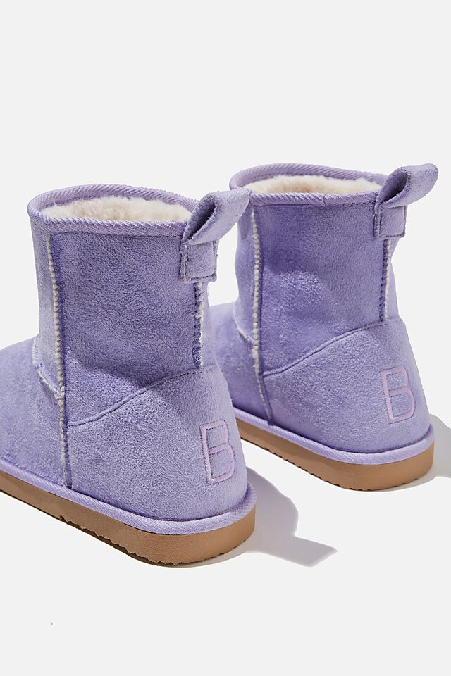 Body Home Boot, PERIWINKLE
