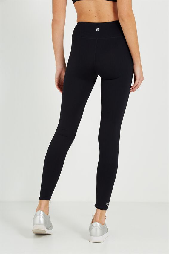 Personalized Core Tight, BLACK