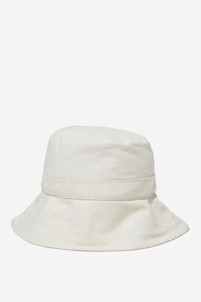 Beachy Bucket Hat, SANDCASTLE
