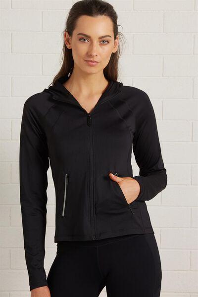 Slimline Training Hood, BLACK