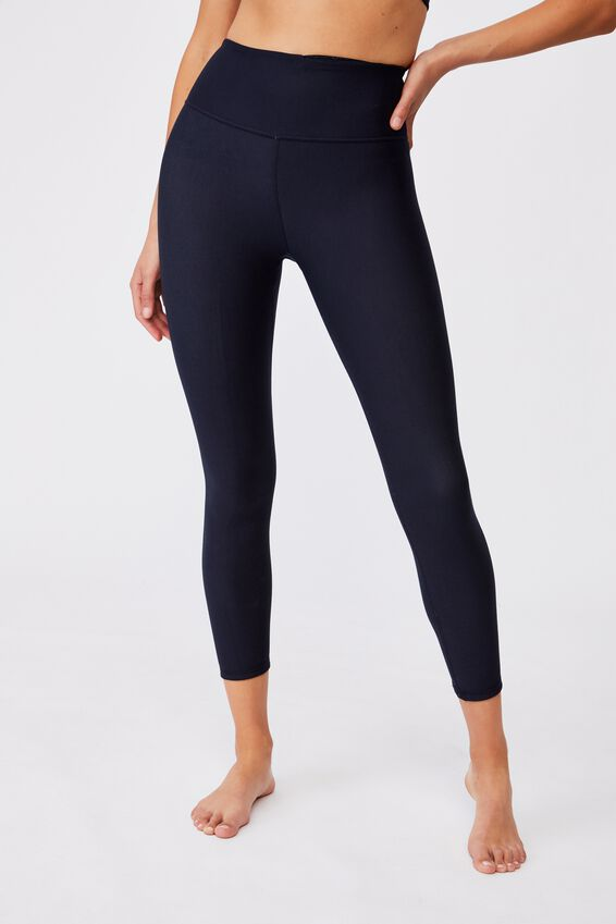 Reversible 7/8 Tight, BRUSHED BOUQUET NAVY/NAVY