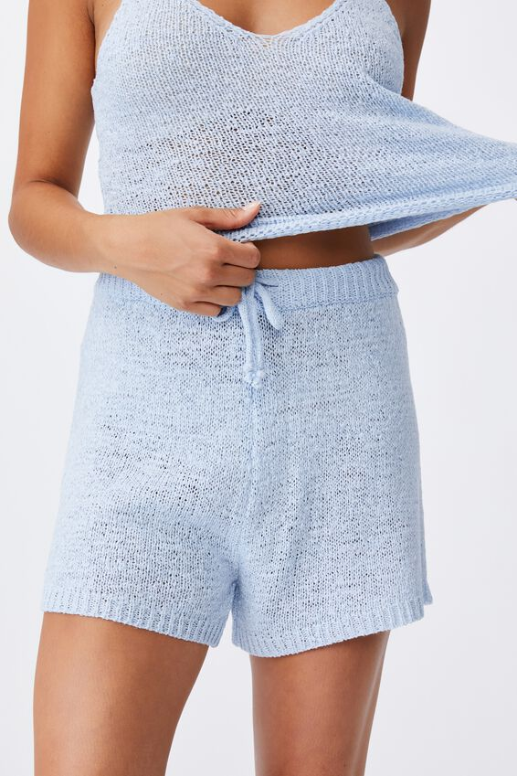 Summer Lounge Short, BABY BLUE